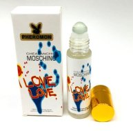 Масляные духи 10 ml (new) Moschino Cheap & Chic I Love Love