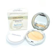 Оригинальная пудра Enough Collagen Whitening Moisture Two Way Cake SPF30 PA+++  3 в 1  (13g+13g)
