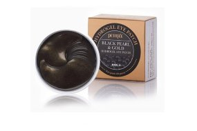 Патчи  Petitfee Black Pearl & Gold Hydrogel Eye Patch, 60 шт