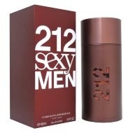 EU Carolina Herrera 212 Sexy Men, 100 ml