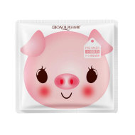 Тканевая Маска Bioaqua Pig Milk Replenishment Mask,30g