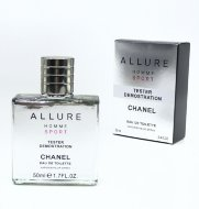 Мини-тестеры 50ml Chanel Allure Homme Sport (NEW)