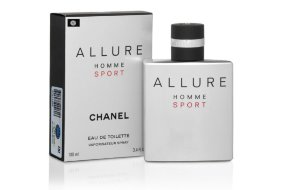 EU Chanel Allure Home Sport,edt