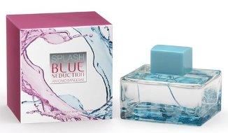 Antonio Banderas Splash Blue Seduction Woman 100 мл