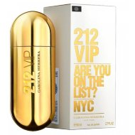 EU Carolina Herrera 212 VIP for women, 80ml