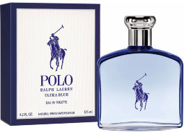 Ralph Lauren Polo Ultra Blue ,125ml