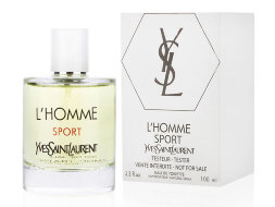 Tester Ysl L' Homme Sport 100 мл
