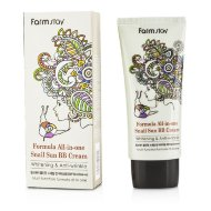 BB-крем для лица FarmStay Formula All-In-One Snail Sun BB Cream SPF50+, 50 ml