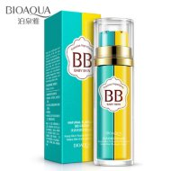 ДВУХФАЗНЫЙ BB КРЕМ+ОСНОВА BIOAQUA BABY SKIN NATURAL FLAWLESS BB CREAM