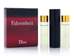 Духи 3 по 20 мл  Christian Dior Farenheit (Men)