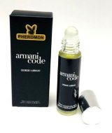 Масляные духи 10 ml (new) Giorgio Armani  Armani Code pour Homme