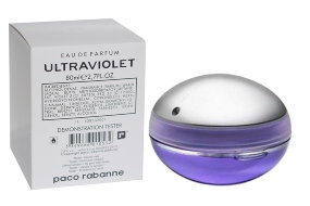 Tестер Paco Rabanne Ultraviolet, 80ml