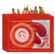 Патчи Crystal Collagen Gold Red Ginseng Eye Patch (3gx2pic)
